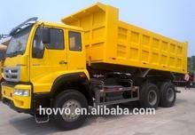 china sino truck howo 6x4 mining Dump truck