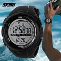 Ce / ROHS resistente al agua 50 m Gps Golf reloj con Dial grande