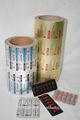 farmacéutico de la ampolla de papel de aluminio para el paquete de la medicina con la cartilla y impreso