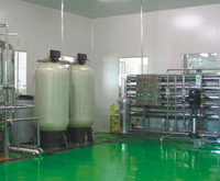 High ultra Water Treatment system for hospital/pharmacy with distill/tap water machine ro purification CE approved