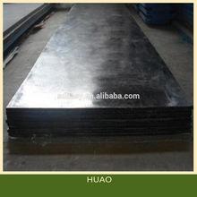 black color HDPE plastic sheet,polyethylene sheet /mat/plate supplier