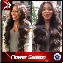 Fashion Wavy Wig For Black Women Cheap 100 Brazilian Virgin Hair Full Lace Wig
