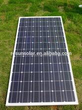 2014 new energy 280w mono solar panel price for solar system