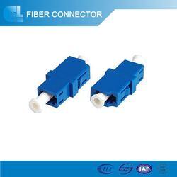 2014 factory direct price AOC type LC/ SC/ FC duplex optical fiber adapter