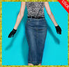 new designer blue jeans skirts,top fashion girls jeans midiskirt,elegant jeans skirt for ladies