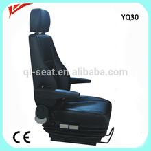 High quality PVC Air Suspension isuzu tipper Seat for sales