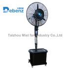Debenz brand portable air-conditioner misting fan spraying fan