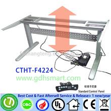 italian furniture electric height adjustable desk frame desk leg extending table leg