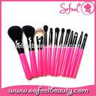 Sofeel professional makeup accessory cosmetic brush set 12pcs