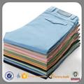 2014 marca de moda slim fit casual de algodón pantalones pantalones de algodón para hombres