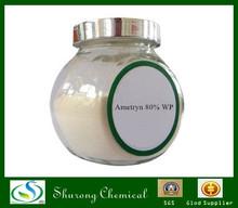 ametryn herbicide 95%TC 80%WP/ herbicide ametryn for sugarcane