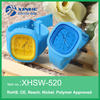 Free sample! customized logo jelly sport silicone watch