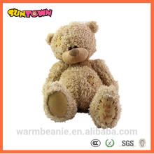 25cm sitting plush bear,tatty teddy,teddy bears