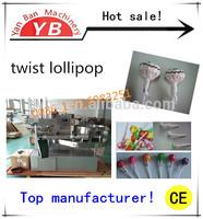 YB-350 Automatic Lollipop Bunch Wrapping Machine/ 0086-13916983251