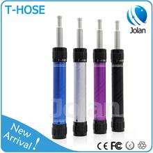 Jolan 2014 innovative product new business ideas electronic cigarette t-hose