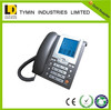 New arrival high quality low price talking number caller ID phone with super LCD