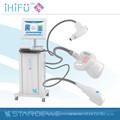 Hifu ultrasons, 2014 dernière technologie ionique soins de la peau
