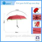New model China New style Foldable fold up umbrella