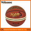 Official Size and Weight PU Basketball Ball/Laminated Basketball for Training