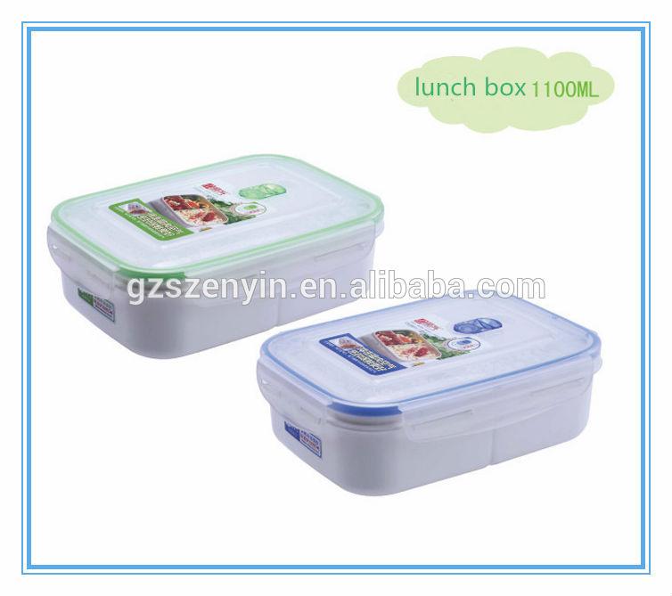 plastic bento box bento lunch box leak proof lunch box trade assurance. Black Bedroom Furniture Sets. Home Design Ideas