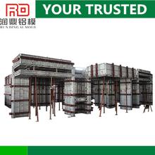Hot Supply RD durable Lightness Customized designed aluminum formwork building material