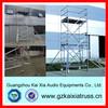 aluminum scaffolding beam,staging