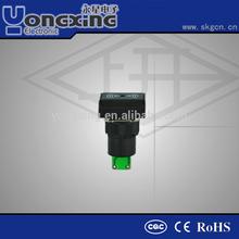 16mm round IP40 buzzer with 120db
