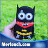 For iPhone 5 5S 3D Lovely Cartoon Superman Batman Silicone Case