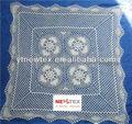 dessins et modèles crochet nappe décorative pour les nappes