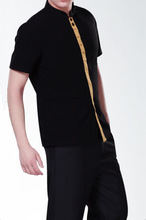 Simple style bellboy uniform for hotel