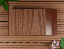 wood plasitc composite exterior wall panel for wall/marine composite wall panel/anti termites wood plastic composite decking boa