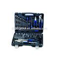 """1/2""""& 1/4"""" dr. 72 prise pcs trousses d'outils, douille fixe, outils à main cr-v ensembles"""