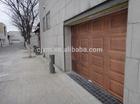 Europe Standard Automatic Aluminium Garage Door