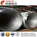 200mm diámetro de la tubería de acero