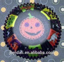 Halloween paper cake cups Pumpkin baking cup