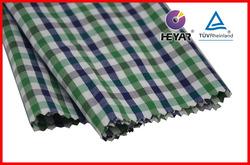 Herringbone cotton t shirt fabric material for t-shirt