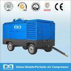 25bar 26m3/min High pressure air portable compressor