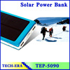 travel gifts 13000mAh mobile solar power station green power source power charger