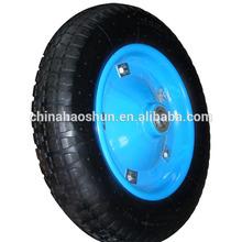 3.50-8 garden cart wheel rubber wheel for wagons wheelbarrow wheel 14''