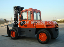 China new brand 8t-10t diesel forklift truck with good price