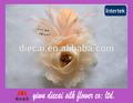 nuovo design multiuso decorativi tulle fiori di stoffa