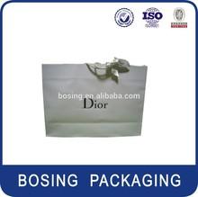 paper shopping gift retail promotion bag