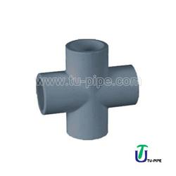 UPVC Cross Tees ASTM SCH 80/Cross Tees