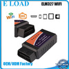 China OEM/ODM ELM327 WIFI ELM327 Wireless OBD2 Auto Scanner Adapter Scan Tool for IPhone for Ipad for IPod