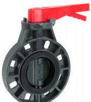 Injection Machine 4 Inch Pvc Butterfly Valve