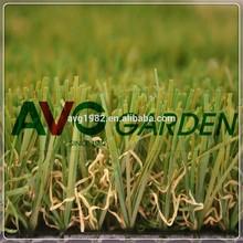 AVG brand hot sale mini diamond shape artificial grass for gardens