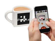 ceramic mug for playing game for basketball