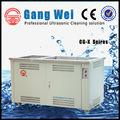 Indústria de rolamentos da série profissional máquina da limpeza ultra-sônica com óleo de lavagem