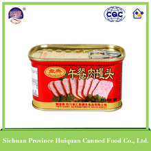 wholesale china luncheon meat halal