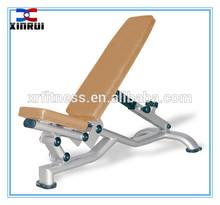 crazy fit vibration plate/Multi Adjustable Bench